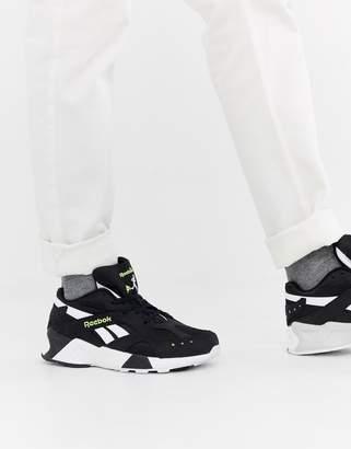 c6ea4ceac Reebok Black Trainers For Men - ShopStyle UK