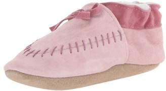 Robeez Cozy Moccasin PK Crib Shoe (Infant/Toddler)