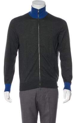 Louis Vuitton Colorblock Cashmere-Blend Sweater