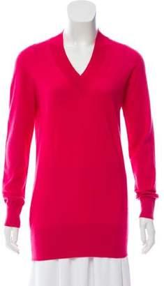 Maison Margiela Cashmere Long Sleeve Sweater