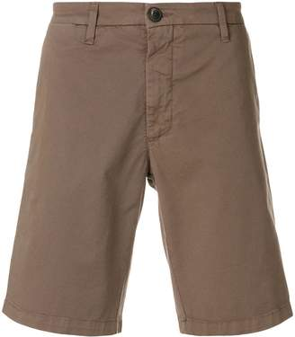 Eleventy cargo fitted shorts