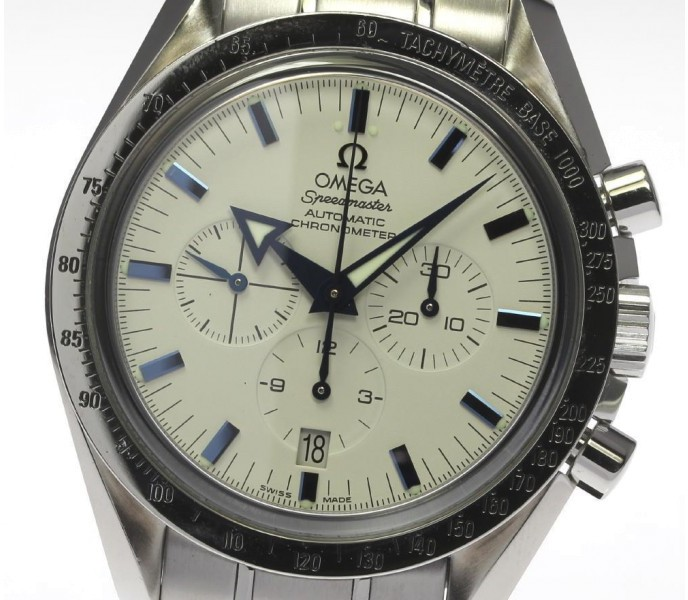 Omega Omega Speedmaster 3551.20 Stainless Steel Automatic 40mm Mens Watch