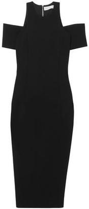 Victoria Beckham Cold-Shoulder Jersey Dress