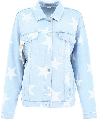 Stella McCartney Star Print Jacket
