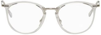 Ray-Ban Transparent Highstreet Glasses