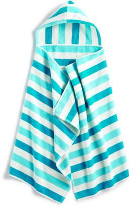 Martha Stewart Collection Kids' Printed Hooded Towel