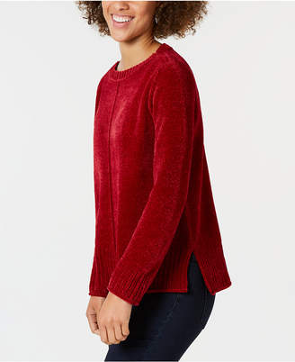Style&Co. Style & Co Chenille Sweater, Created for Macy's