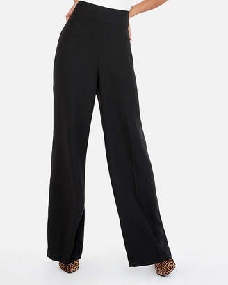 Express High Waisted Wide Leg Pant