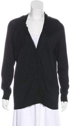Maison Margiela Long Sleeve Knit Cardigan