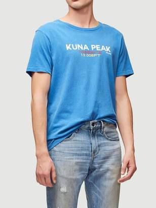 Frame Kuna Peak Short Sleeve Tee