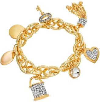 JLO by Jennifer Lopez Charm Stretch Bracelet