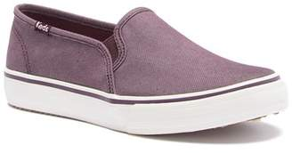 Keds Double Decker Chambray Platform Slip-On Sneaker