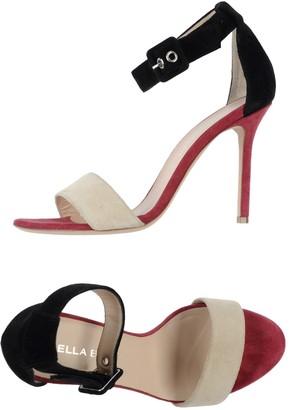Lella Baldi High-heeled sandals