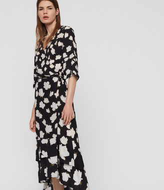 AllSaints Delana Caro Dress