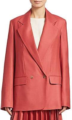 1ff3087bbca42 The Row Women s Spreyley Wool Jacket