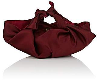 The Row Women's The Ascot Small Satin Bag