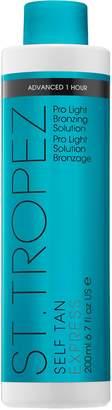 St. Tropez Tanning Essentials Self Tan Express Pro Light Bronzing Solution Refill