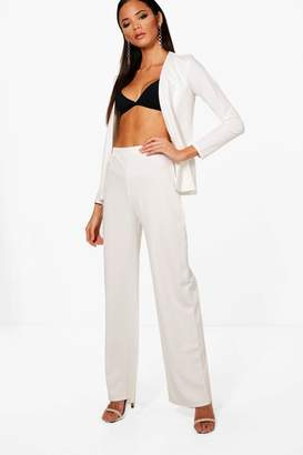 boohoo Wide Leg Trouser