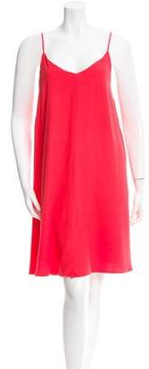 N. Nicholas Sleeveless Knee-Length Dress