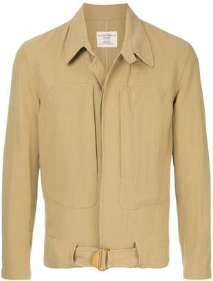 Kent & Curwen shirt jacket