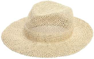 Chicago Big D Straw Hat