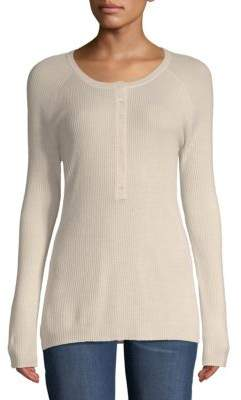 Thomas Laboratories Long-Sleeve Sweater
