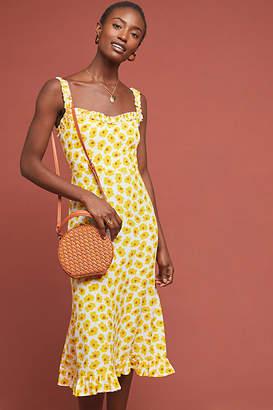 Faithfull Sunflower Midi Dress