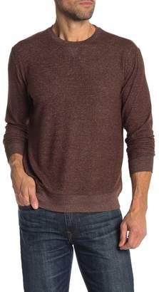 Weatherproof Luxe Melange Knit Pullover