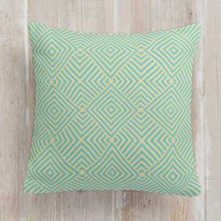 Diamond Fold Self-Launch Square Pillows