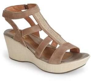 Naot Footwear 'Mystery' Platform Wedge Sandal