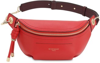 Givenchy SMALL WHIP SMOOTH LEATHER BELT BAG