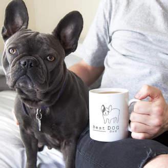 Breed Ellie Ellie Best Dog Dad Illustration Mug