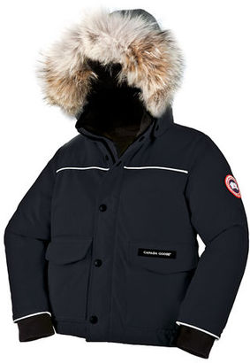 Canada Goose Kids' Hooded Lynx Parka, Size 2-7 $475 thestylecure.com
