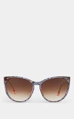 Thierry Lasry WOMEN'S SWAPPY SUNGLASSES - PURPLE