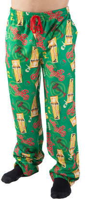 story. Novelty Licensed A Christmas Mens Jersey Pajama Pant