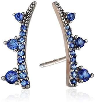 Tai Pave Climber Earrings