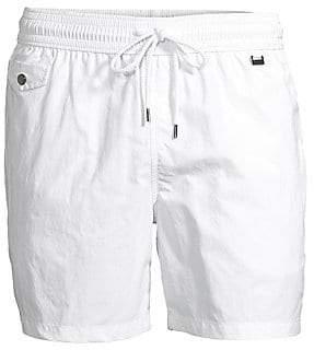 Polo Ralph Lauren Men's Luxury Nylon Explorer Shorts