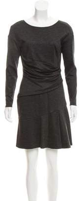 Paule Ka Wool Mini Dress