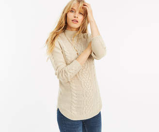 Oasis MARIA CABLE KNIT