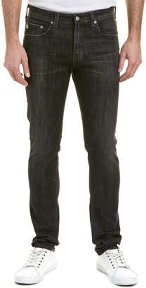 AG Jeans The Stockton 5 Years Obsidian Skinny Leg