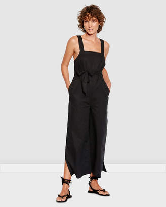 Seafolly Inka Gypsy Cross Back Jumpsuit