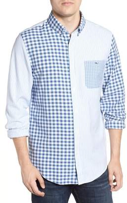 Vineyard Vines Party Tucker Slim Fit Sport Shirt