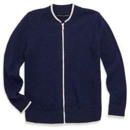 Sofia Cashmere Little Girl's& Girl's Cashmere Jacket