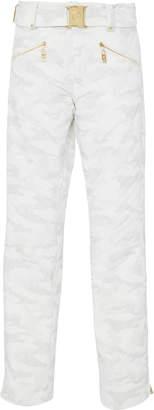 Bogner x White Cube Belted Camouflage Shell Ski Pants