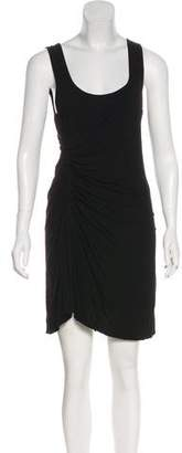 A.L.C. Ruched Sleeveless Dress