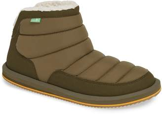 Sanuk Puff & Chill Weather Boot