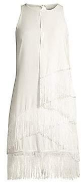 Joie Women's Amiyah Fringed Dress