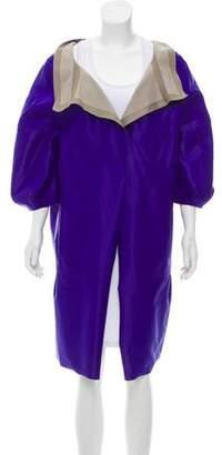 Marni Oversize Knee-Length Coat