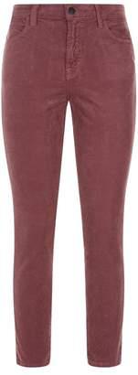 J Brand Alana Cropped Skinny Corduroy Jeans