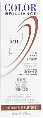 Ion 1NN Intense Black Permanent Liquid Hair Color